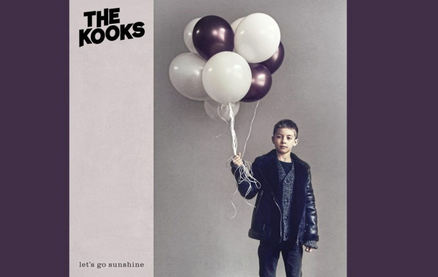 The Kooks return with 'real band album' Let's Go Sunshine