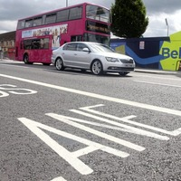 Scheme allowing private hire taxis to use bus lanes in Belfast put on hold