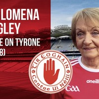 Philomena Begley releases song for Tyrone's All-Ireland final