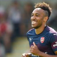 Watch Arsenal striker Aubameyang make a string of excellent saves in training