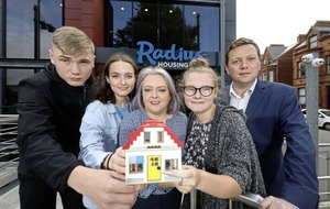 Radius Housing readies pupils for world of work