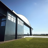 Dyson plans test track for electric cars at Wiltshire airfield base