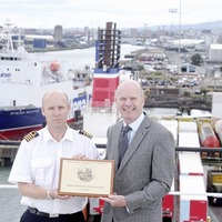 Stena Line launches new Belfast to Liverpool ferry