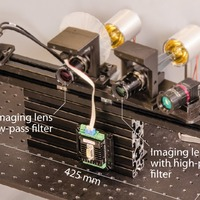 This prototype camera captures images in five dimensions
