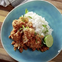 James Street South Cookery School: Vegetable & Lentil Curry and healthy juice drinks