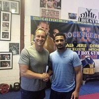 Big hitter Caoimhin Hynes turns pro with Frank Warren Promotions
