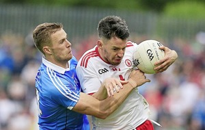 Tyrone captain Mattie Donnelly builds up to All-Ireland Football Final stage