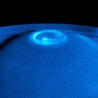 Hubble Telescope captures stunning images of Saturn's north pole aurora