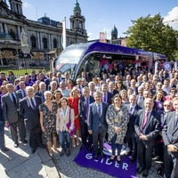 'Give the Glider a chance' road expert says as new Belfast buses launch