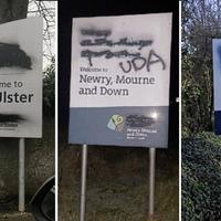 Councils spend £8,000 repairing vandalised bilingual signs