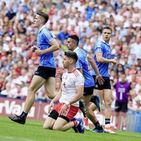 Delighted midfielder Brian Fenton hails four in-a-row for mighty Dublin