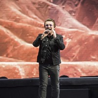 Bono vows to be 'back to full voice' for tour after ending show early