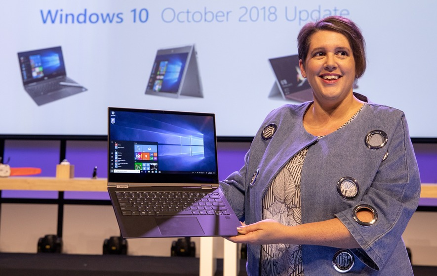 Microsoft announces September's Windows 10 update will arrive in October