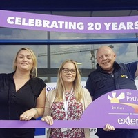 Charity celebrates 20 years of putting young people on path to success