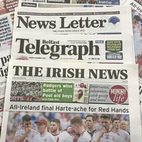 Irish News is top performing newspaper in the UK and Ireland for second year running