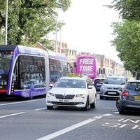 Parents flout bus lanes as Glider launches in Belfast
