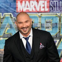 Guardians star Dave Bautista 'too big' for some roles