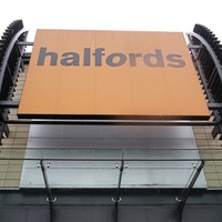 Halfords shares race ahead after sales cheer