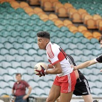 Derry fans breathe sigh of relief as Callum Brown's switch to Aussie Rules remains unconfirmed