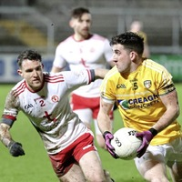 Lámh Dhearg start defence of Antrim SFC with a family affair