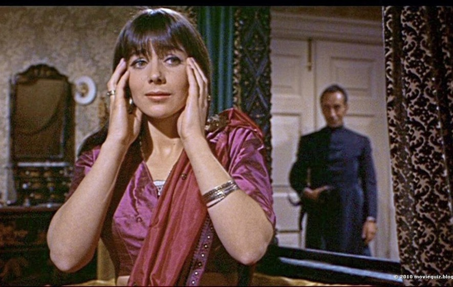 cult movie  jacqueline pearce was a tv role model and