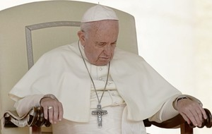 Pope Francis will need more than 'silence and prayers' to deter opponents