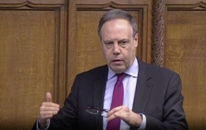 Nigel Dodds airs frustration over post-Brexit security arrangements in north
