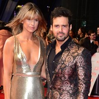 Spencer Matthews and Vogue Williams welcome birth of their son