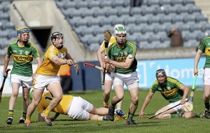 Antrim will be happy with home comforts