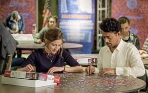 Film review: Kelly Macdonald is luminous in Puzzle