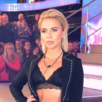 Gabby Allen talks about body confidence issues in CBB