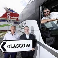 Co Armagh coach firm announces plans to roll out Glasgow service across the north