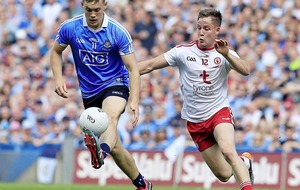 Enda McGinley: My glass is half-full when it comes to Tyrone