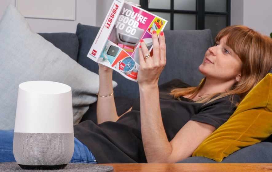 Argos launches Google Assistant voice shopping service in the UK