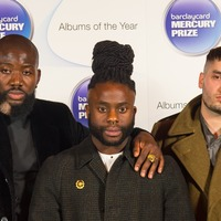 Young Fathers win award for best Scottish album