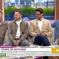 Boyzone describe emotional experience of including voice of Stephen Gately on final album