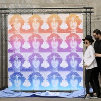 John Lennon celebrated with release of commemorative stamp