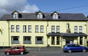 Cushendall's only hotel goes back on the open market