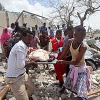 Somalia suicide blast hits Mogadishu