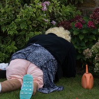 Scarecrows draw crowds at annual festival
