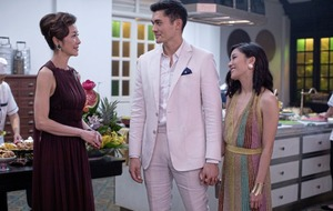 Film review: Crazy Rich Asians