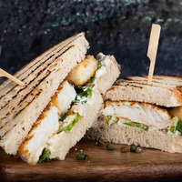 National Bread Week: Fish Finger Sandwich