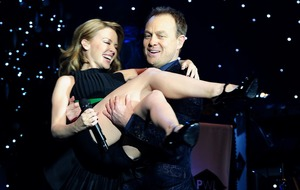 Jason Donovan cycled to Hyde Park for reunion with Kylie Minogue