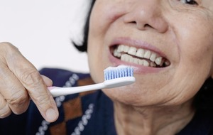 Ask the Dentist: Dementia sufferers need specific help with oral health