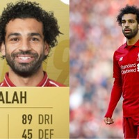 Some fans aren't convinced by Mohamed Salah's rating in Fifa 19
