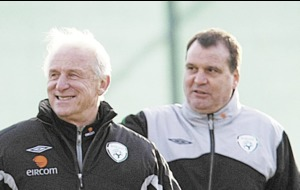 On this Day - September 11 2013: Giovanni Trapattoni and Marco Tardelli leave Republic of Ireland posts after Austria defeat