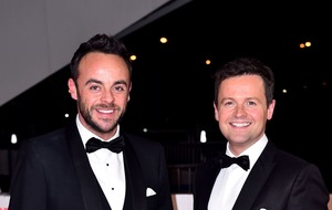 Ant & Dec's Saturday Night Takeaway triumphs at TV Choice Awards