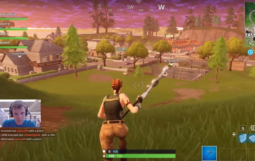 A Group Of Scientists Is Using Fortnite To Talk About Climate Change