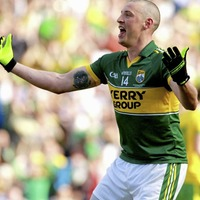 Kieran Donaghy is 'right up there' says Donegal defender Neil McGee after Kerry legend announces his retirement