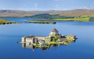 Making sense of our messy lives in the peace of Lough Derg